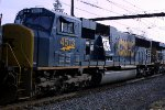 CSX 4513 fourth on Q439